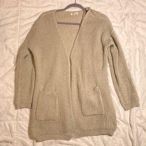 Sweaters - Miracle Cream Cardigan